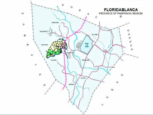 Ideal 227 Hectares for Industrial or Commercial at Floridablanca Pampanga - 4