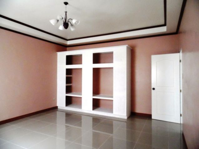 Furnished  House & Lot For Rent Along Friendship Highway In Angeles City Near CLARK - 1