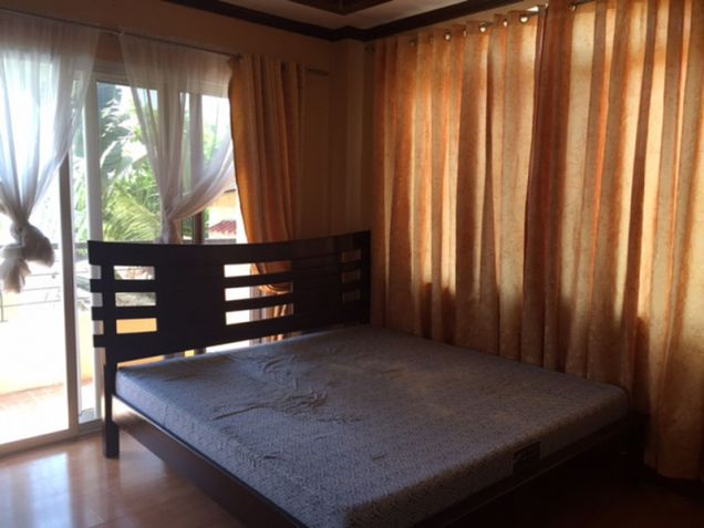 Townhouse, 3 Bedrooms for Rent in Brgy. Basak, Lapu-Lapu, Cebu, Cebu GlobeNet Realty - 1