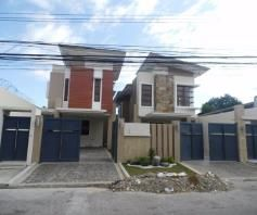 Newly Built 2 Storey House in Balibago for rent - 50K - 2