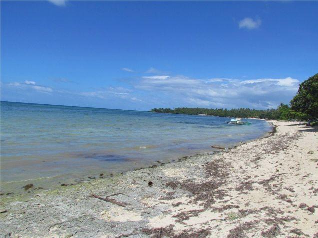 For sale 4,659 sq.m. Beach Lot in Union, San Francisco, Camotes Island, Cebu - 5