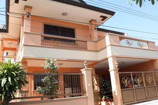 (4)Four Bedroom house and Lot for Rent Near Marquee Mall - 5