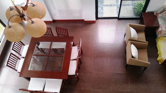 2-Storey House and Lot for Rent with Private Pool in Hensonville Angeles City - 7