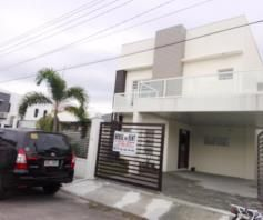2 Storey 4 Bedroom Brandnew Modern House & Lot for RENT in Hensonvile Angeles - 1