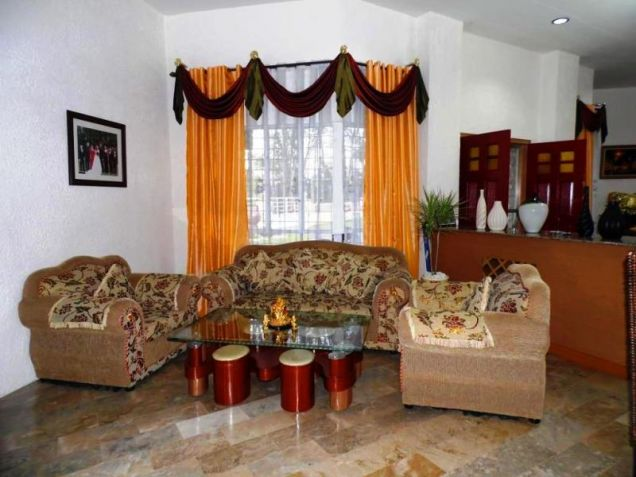 Bungalow Type House and Lot for Rent in Cut-cut  Angeles City - 7