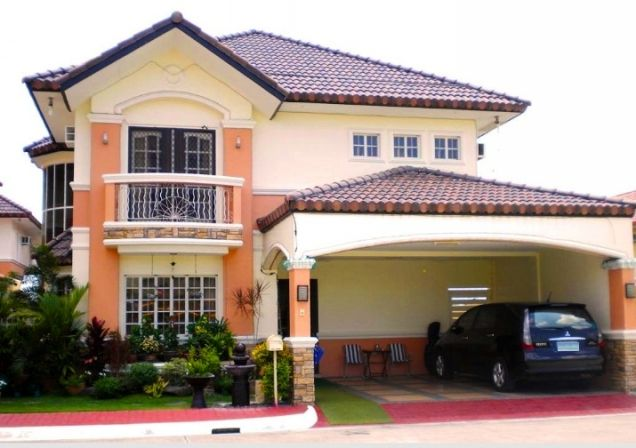 2-Storey with 4 Bedroom House and Lot for RENT in San Fernando Pampanga - 0