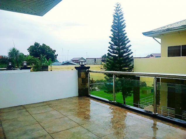 Brandnew Fullyfurnished House & Lot For Rent In Hensonville,Angeles City Near Clark - 4