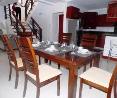 Furnished 2-Storey 3 Bedroom House & Lot For Rent In Angeles City - 0