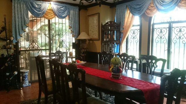 Ayala Alabang Furnished House For Rent - 4