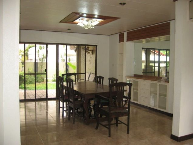5-Bedroom House in Banilad with Swimming Pool Semi Furnished - 5