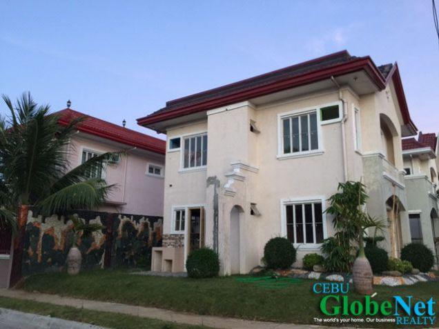 4 BR Furnished House for Rent in Aldea del Sol Subdivision, Lapu Lapu - 0