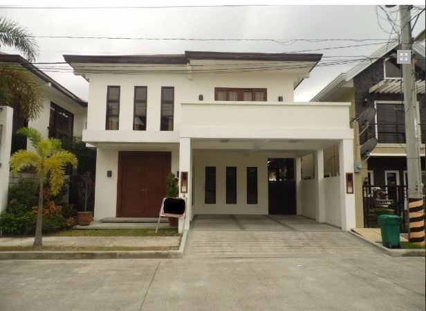 For Rent Fully Furnished House and lot with 4 Bedrooms - 0