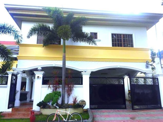 7 Bedroom House For Rent With Pool In Angeles City - 0