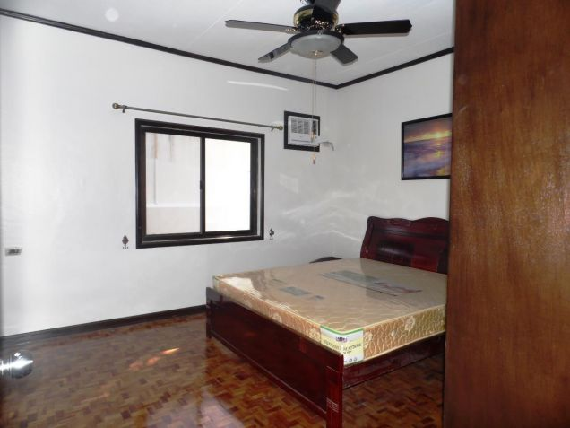 Bungalow house and lot for rent with 3BR in Angeles - 35K - 3