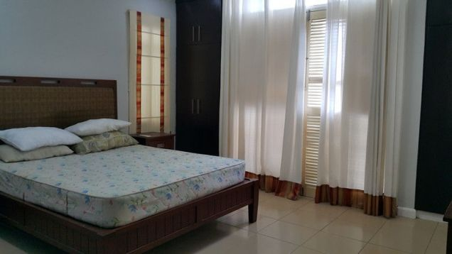 3 Bedroom Furnished TownHouse For Rent In Friendship Angeles City Near Clark - 1