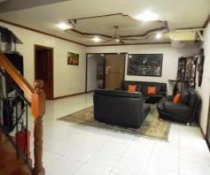 Semi Furnished 6 Bedrooms House and Lot for Rent in Villasol Subd - 6