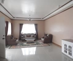3BR Bungalow house for rent for 50K - 0