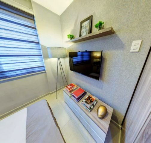 Bare Studio Unit for Sale in a mid-rise residential condominium at Acacia Escalades, Pasig City in the middle of Eastwood, Ortigas and Marikina - 6