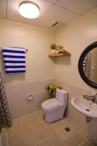5% DP to move-in 3 bedroom for sale in Zinnia towers near SM North EDSA, Trinoma - 6