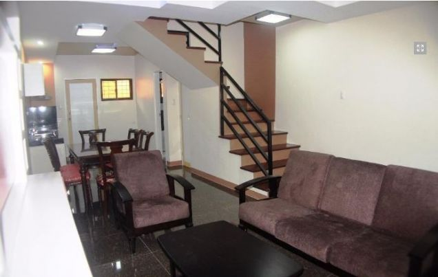 2 bedrooms townhouse for rent near in friendship - P25K - 6