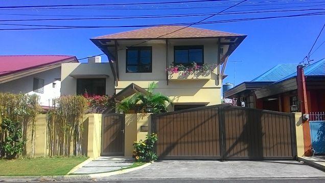 Alabang Hills Village House For Rent - 0