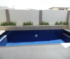 House In Angeles City With Pool For Rent - 4