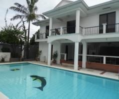 For Rent: 6 Bedroom House with swimming pool @80k - 7