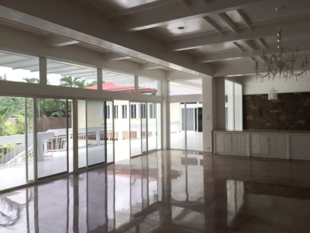 Spacious 4BR House For Rent in Dasmarinas Village, Makati - 9