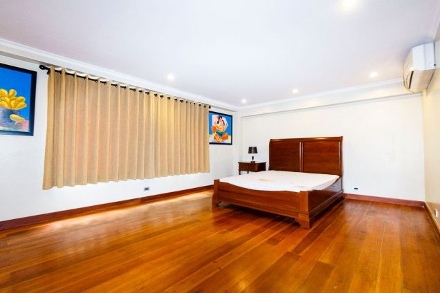 Spacious 5 Bedroom House for Rent in Maria Luisa Park - 9