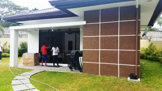 4 Bedroom furnished house with swimming pool FOR RENT ! - P120K - 8
