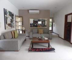 Fully Furnished House with Swimming pool for rent - 90K - 3