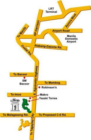 Lots Available at Pallas Athena Executive, Aguinaldo Highway, Imus, Cavite - 8
