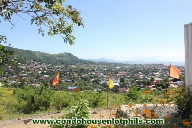 Residential lot on top with a view of Laguna Bay - Sunnyville East Manor - 0