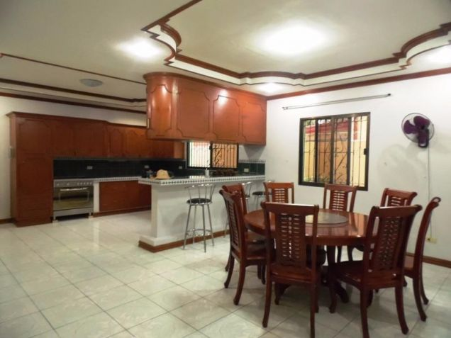 6 Bedroom Semi Furnished house and Lot for Rent with Private Pool Near Clark - 3