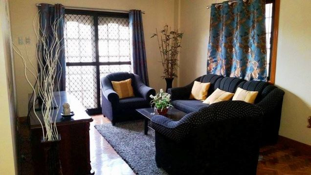 2-Storey with 4 Bedroom House and Lot for RENT in San Fernando Pampanga - 2