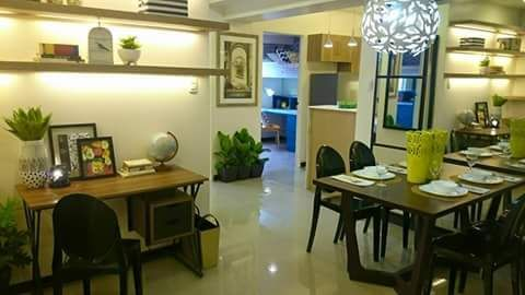 2 bedroom with 2bathroom Rizal for sale in Quezon City facing Makati Skyline - 6