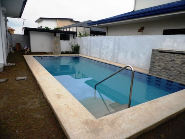 2-Storey House & Lot For Rent W/Pool In Hensonville Angeles City - 7