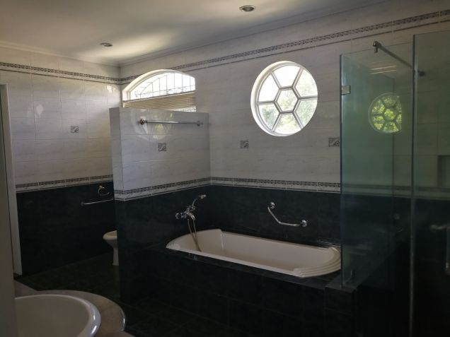 For Rent Renovated 5 Bedroom House and Lot Urdaneta Village Makati City - 4