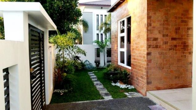 Newly Built House for rent in an Exclusive Subdivision in San Fernando - 60K - 3
