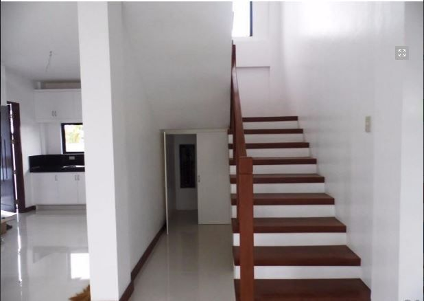 2 Storey House with swimming pool for rent in Hensonville @ 75K - 6
