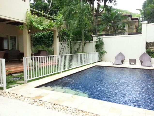3 Bedroom House with Swimming Pool for Rent in Maria Luisa Park Cebu City - 2
