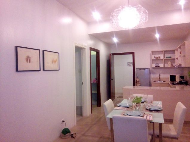 Studio Unit For Sale along P. Tuazon near Gateway and SM Cubao - 8