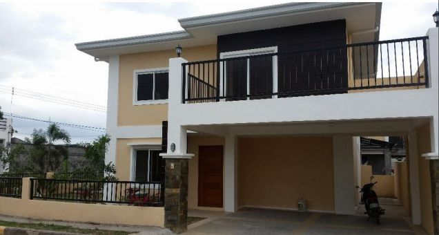 House and lot with 4 Bedrooms for rent in Angeles City - 45K - 0