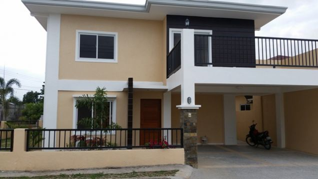 Newly Built House with Modern Design for rent in Hensonville -@P45K - 4