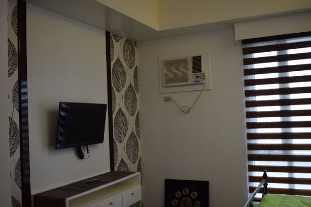 37 sqm New Fully Furnished  Unit for Rent in Marco Polo@30k - 4