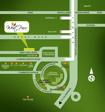 West Parc, Filinvest Land Inc - 6