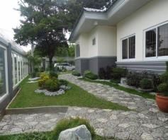 Bungalow House With Big Yard In Angeles City For Rent - 3