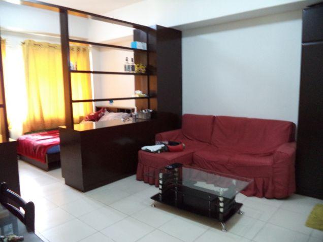 Studio unit furnsihed for sale in Fairways Tower BGC Taguig City Manila - 4
