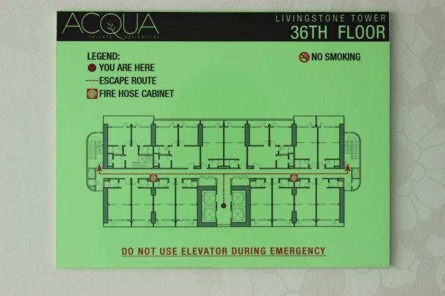 1 bedroom Condominium for sale in Acqua Private Residences - 1