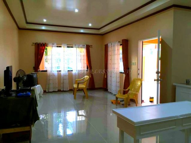 Bungalow 3 Bedroom House For Rent In Angeles City - 5